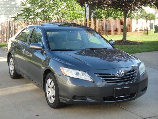 2008 Toyota Camry For Sale At ELITE AUTOMOTIVE In Euclid OH