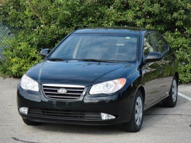 2008 Hyundai Elantra For Sale At ELITE AUTOMOTIVE In Euclid OH