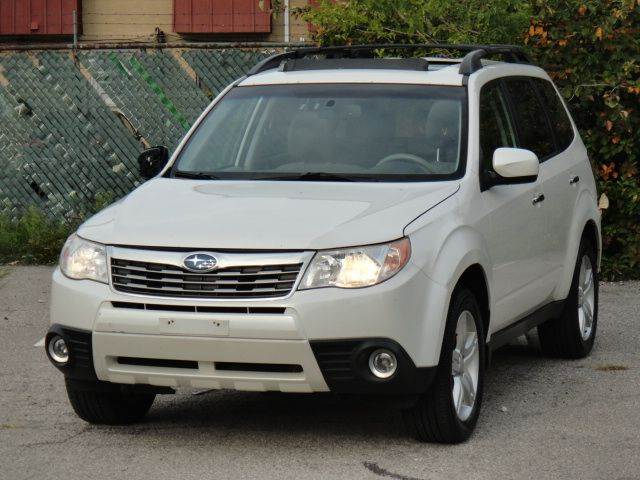 2010 Subaru Forester for sale at ELITE CARS OHIO LLC in Solon OH
