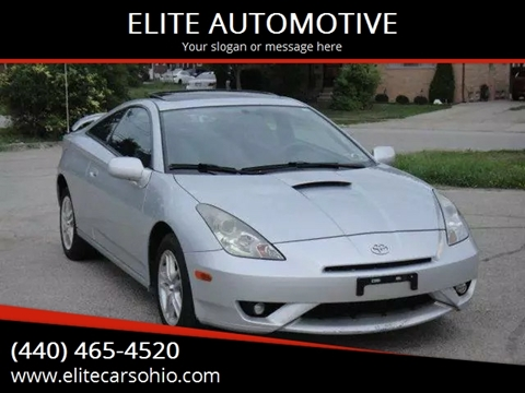 2003 Toyota Celica for sale in Euclid, OH