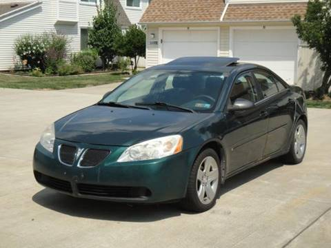 2007 Pontiac G6 for sale in Euclid, OH