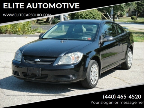 2010 Chevrolet Cobalt for sale in Euclid, OH