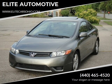 2007 Honda Civic for sale in Euclid, OH