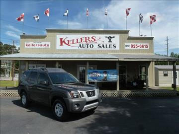 2010 Nissan Xterra for sale in Savannah, GA