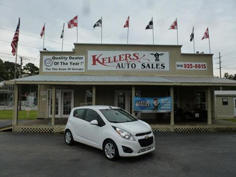 2013 Chevrolet Spark for sale in Savannah, GA