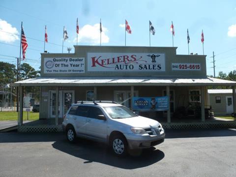 2006 Mitsubishi Outlander for sale in Savannah, GA