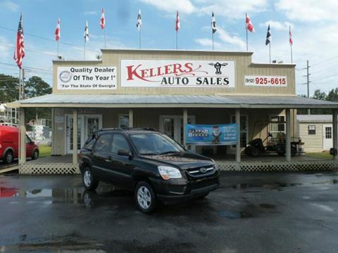 2010 Kia Sportage for sale in Savannah, GA