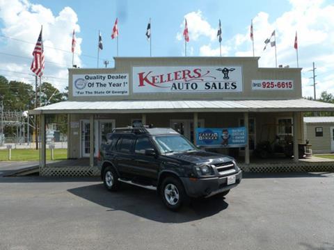 2004 Nissan Xterra for sale in Savannah, GA