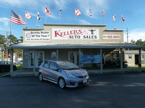 2009 Honda Fit for sale in Savannah, GA