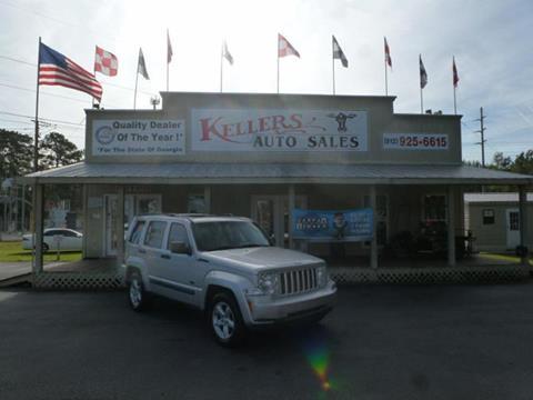 2009 Jeep Liberty for sale in Savannah, GA