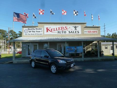 2007 Honda CR-V for sale in Savannah, GA