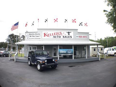 2005 Jeep Wrangler for sale in Savannah, GA