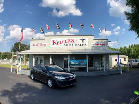 Kellers Auto Sales >> 2013 Toyota Camry Hybrid For Sale In Savannah Ga