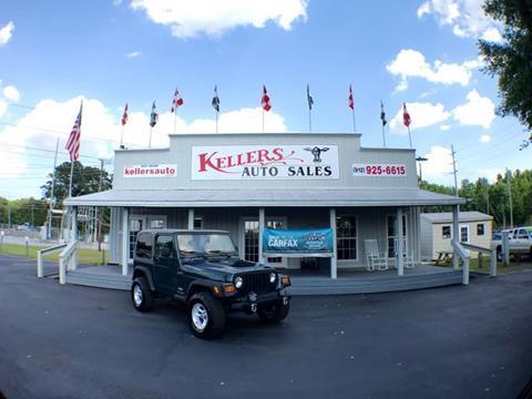 2003 Jeep Wrangler for sale in Savannah, GA