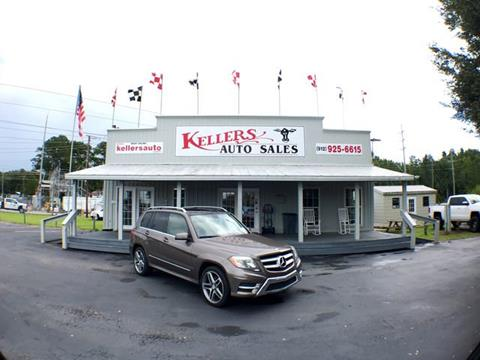 Kellers Auto Sales >> 2013 Mercedes Benz Glk For Sale In Savannah Ga