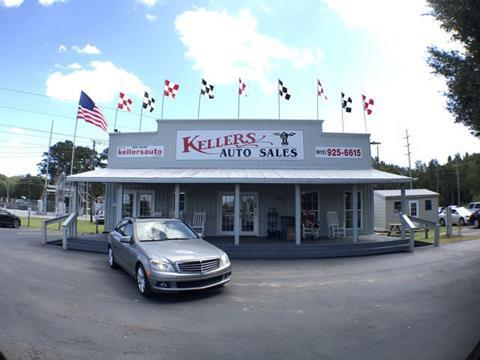 2010 Mercedes-Benz C-Class for sale in Savannah, GA