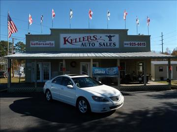 2005 Acura RL for sale in Savannah, GA