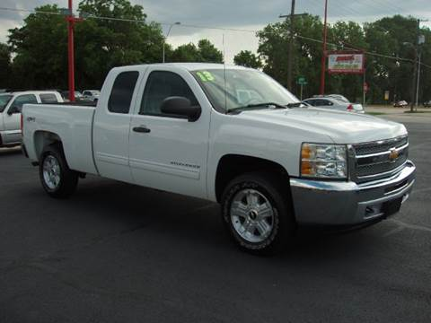 2013 Chevrolet Silverado 1500 for sale in Joplin, MO