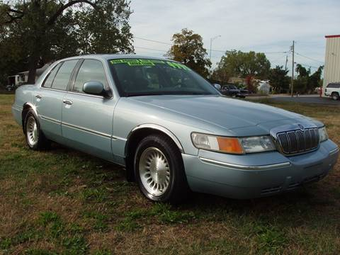 2002 Mercury Grand Marquis for sale in Joplin, MO