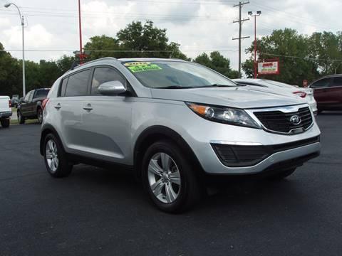 2012 Kia Sportage for sale in Joplin, MO
