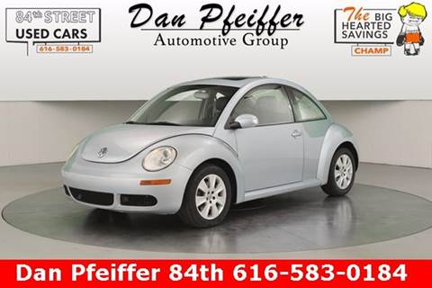 2009 Volkswagen New Beetle for sale in Byron Center, MI