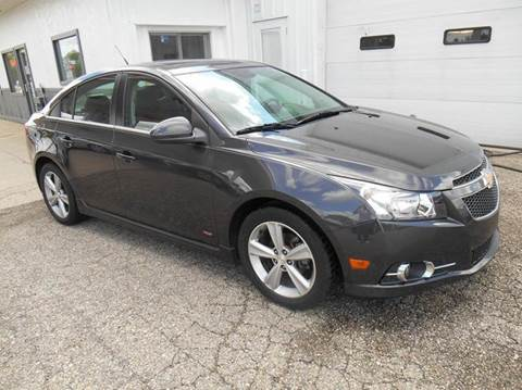 2014 Chevrolet Cruze for sale at Unity Motors LLC in Jenison MI