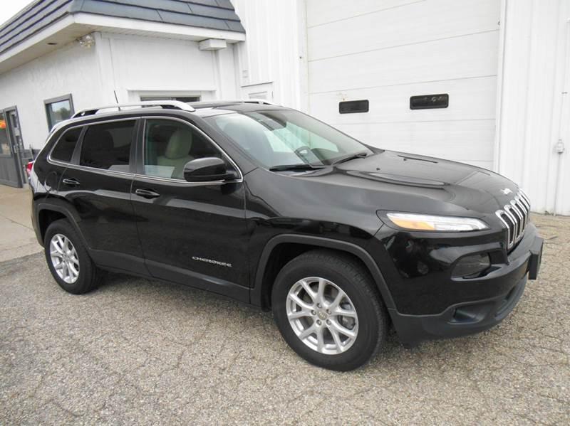 2016 Jeep Cherokee for sale at Unity Motors LLC in Jenison MI