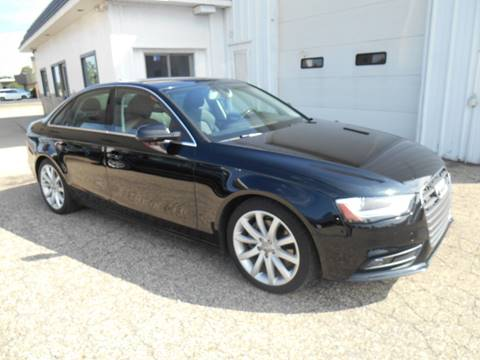 Used 2013 Audi A4 For Sale Carsforsale