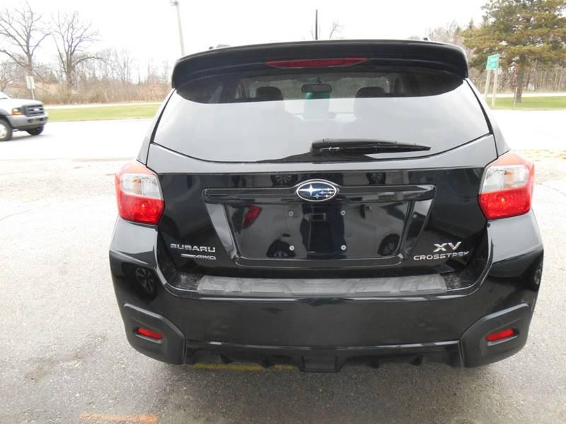 2014 Subaru Xv Crosstrek AWD 2 0i Limited 4dr Crossover In Jenison