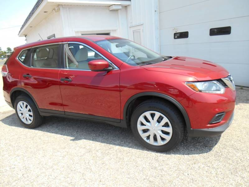 2016 Nissan Rogue AWD S 4dr Crossover In Jenison MI - Unity