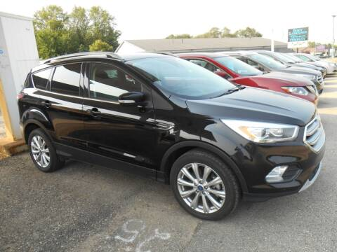 2017 Ford Escape for sale at Unity Motors LLC in Jenison MI