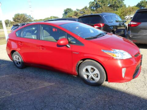2015 Toyota Prius for sale at Unity Motors LLC in Jenison MI
