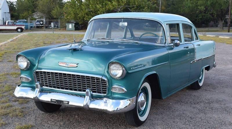 1955 Chevrolet 210 In Pilot Point Tx Pat S Auto Sales