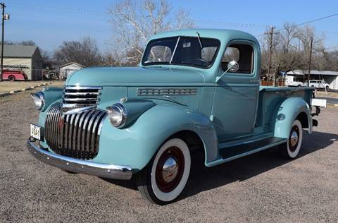 1946 Chevrolet AK Series for sale at Pat's Auto Sales in Pilot Point TX