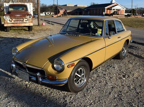 1973 MG B for sale in Pilot Point, TX