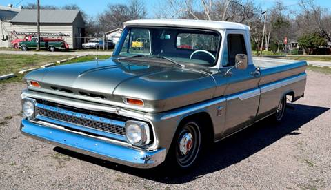 1964 Chevrolet C/K 10 Series for sale at Pat's Auto Sales in Pilot Point TX