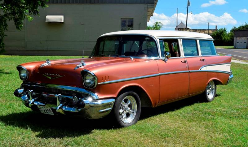 1957 Chevrolet 210 for sale at Pat's Auto Sales in Pilot Point TX