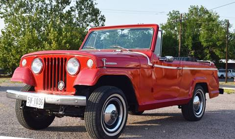 1967 Jeep Jeepster for sale in Pilot Point, TX