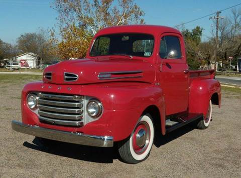 1949 Ford F-1 for sale at Pat's Auto Sales in Pilot Point TX