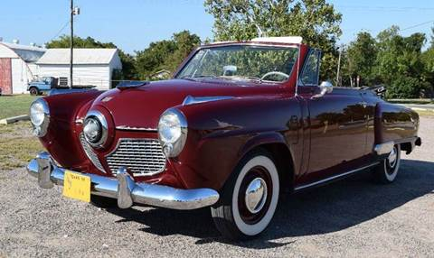 1951 Studebaker Champion for sale at Pat's Auto Sales in Pilot Point TX