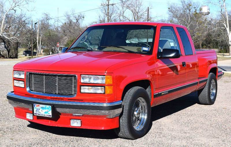 1995 Chevrolet C/K 1500 Series for sale at Pat's Auto Sales in Pilot Point TX