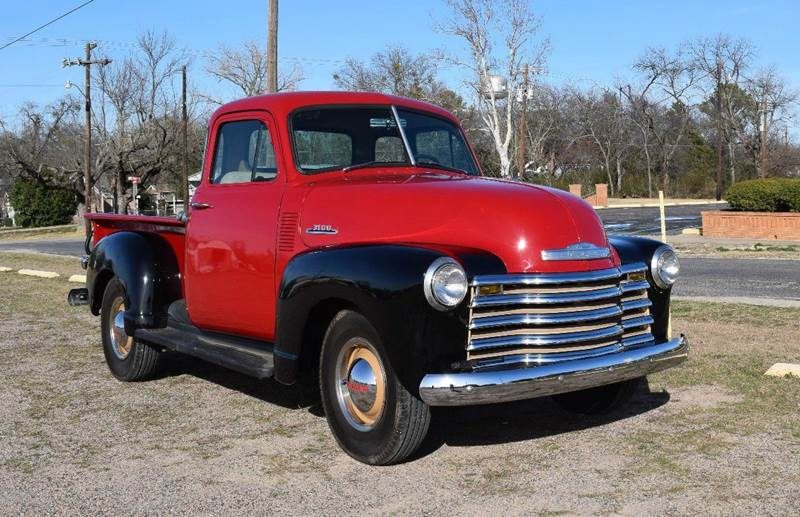 1953 Chevrolet 3100 for sale at Pat's Auto Sales in Pilot Point TX