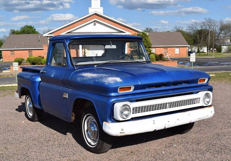 1966 Chevrolet C/K 10 Series for sale at Pat's Auto Sales in Pilot Point TX