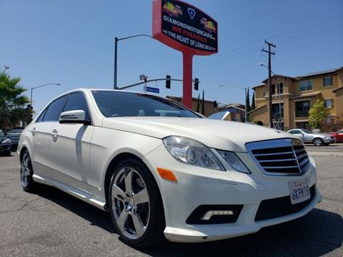 Mercedes Benz Long Beach >> 2010 Mercedes Benz E Class For Sale In Long Beach Ca