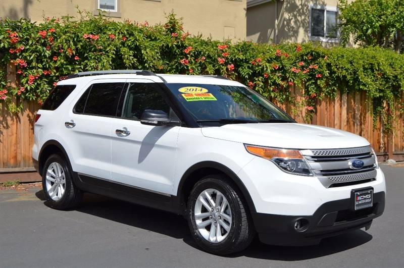 2014 Ford Explorer For Sale >> 2014 Ford Explorer Xlt In Gilroy Ca Cali Motor Group