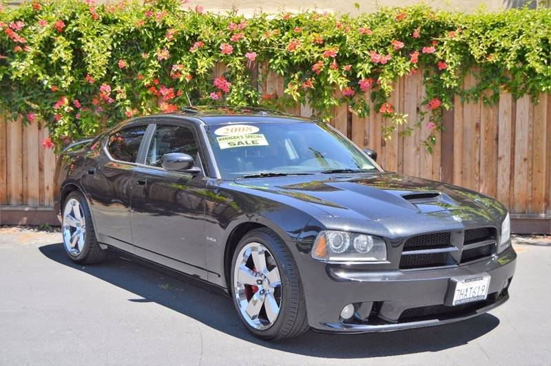 2008 dodge charger srt 8 in gilroy ca cali motor group for 2008 dodge charger motor
