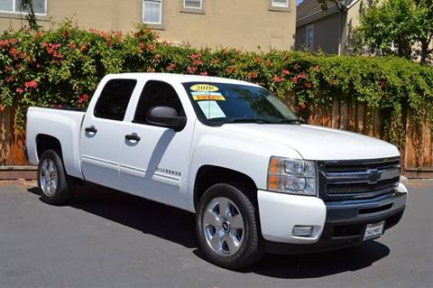 2010 Chevrolet Silverado 1500 for sale at Cali Motor Group in Gilroy CA