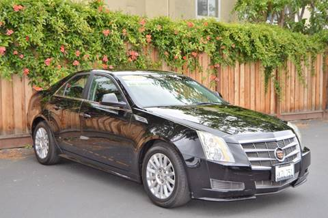 2010 Cadillac CTS for sale at Cali Motor Group in Gilroy CA