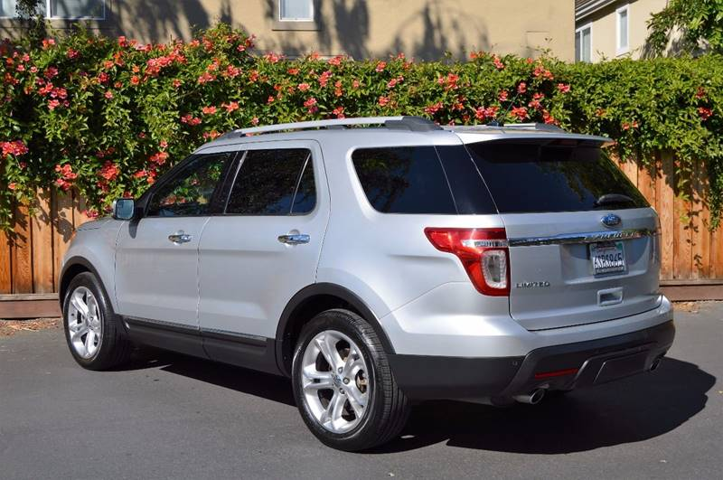 2011 ford explorer limited in gilroy ca - cali motor group
