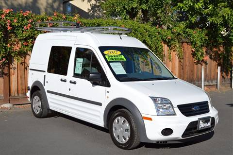 2012 Ford Transit Connect for sale at Cali Motor Group in Gilroy CA